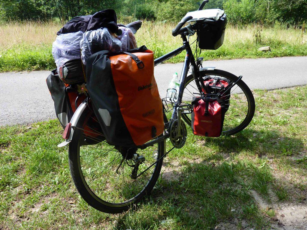 Sommertour 2018 - Mein Rad macht Pause - 2016